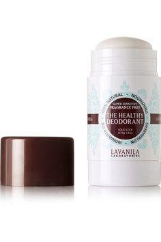 Lavanila Laboratories - The Healthy Deodorant - Fragrance Free, 51g - Colorless