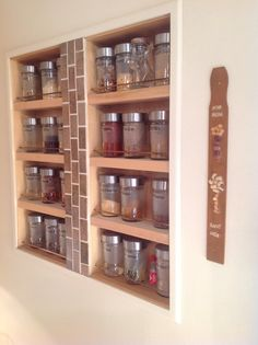 Captivating 27 Spice Rack Ideas For Small Kitchen And Pantry   Kitchen Spice Racks,  Wooden Pallets And Rustic Kitchen