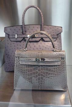 67f7223c73eb Hermès Himalayan Birkin   Crocodile Kelly Bag My Bags