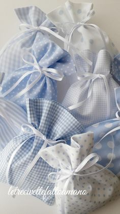 sacchetti confetti - favors - it's a boy