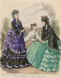 La Femme et la Famille 1872
