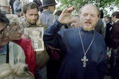 New York Times: Dec. 30, 2014 - Obituary: Russian priest and dissident Gleb Yakunin dies at 80