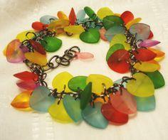 Heart Bracelet by juta230 on Etsy, $15.50