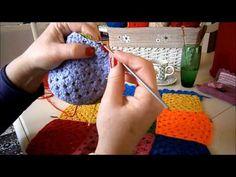 Crochet Videos, Knitted Hats, Crochet Earrings, Knitting, Granny Squares, Crocheting, Fashion, Tejidos, Crochet
