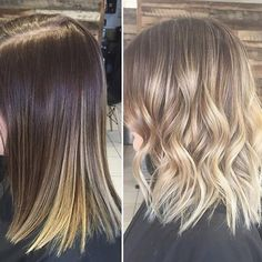 Using all Wella products, @ggstylestudio did a full head of fine weaved balayage foils using Blondor and 30vol with 3.75 ml Olaplex. Processed for 45 mins, rinsed and toned roots-mids with 7/89 + 6vol in Wella Color Touch and took through the ends for a minute or two before applying Olaplex No.2 for 15 minutes.