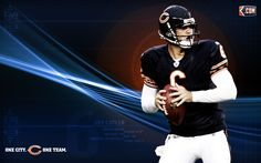 QB Jay Cutler, #6, Chicago Bears