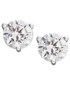 Diamond Earrings, White Gold Certified Near Colorless Diamond Stud Earrings ct. Diamond Heart, Diamond Studs, Diamond Earrings, Platinum Earrings, Earrings Uk, Cartilage Earrings, Crystal Earrings, Gold Jewelry, Fine Jewelry