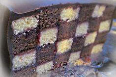 Gyümölcsös - Babapiskótás rakott süti recept   APRÓSÉF.HU - receptek képekkel