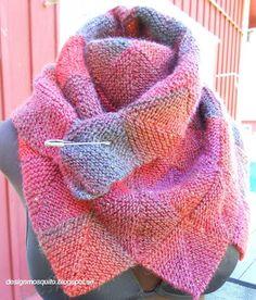 MYGGANS SURR Diy Design, Knitting, Fashion, Moda, Tricot, Fashion Styles, Breien, Stricken, Weaving