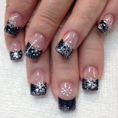 """""""Snowflakes glistening in the early dawn. Something so mystical and warming about it ☺️"""" Photo taken by @professionalnailss on Instagram, pinned via the InstaPin iOS App! http://www.instapinapp.com (11/21/2015)"""