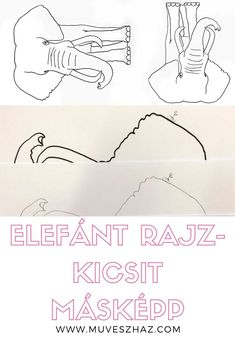 Állat rajzok - Elefánt rajz kicsit másképp! Katt és késztsd el Te is.>> Home Decor, Decoration Home, Room Decor, Home Interior Design, Home Decoration, Interior Design