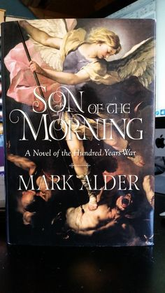 Son of the Morning US Hardcover. Highly recommended, Beautiful Cover