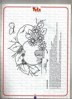Marcia Spassapan Nº 1 Ano 1 Pintura em tela - Maguiartes Pinturas - Álbumes web de Picasa