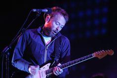 Why Radiohead's Thom Yorke Practices Yoga