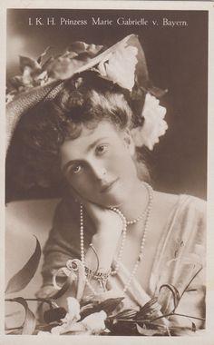 Crown Princess Marie Gabrielle of Bavaria