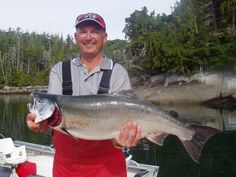 It's all about the memories!  Ole's Hakai Pass Salmon Fishing Lodge www.ole.ca