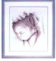 bimbo e mamma Baby Cross Stitch Patterns, Cross Stitch For Kids, Cross Stitch Baby, Cross Stitch Designs, Baby Patterns, Plastic Canvas Coasters, Cross Stitch Freebies, Face Sketch, White Crosses