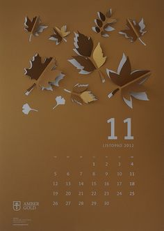 wall calendar design - Google Search