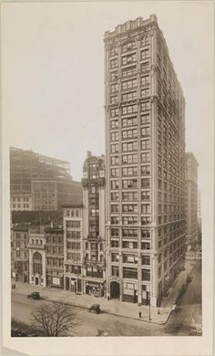 Fifth Avenue and 26th Street.. Hoffman House