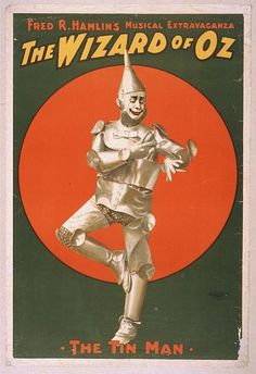 The Wizard of Oz was produced on Broadway by Fred. R. Hamlin and was a great stage success in 1902