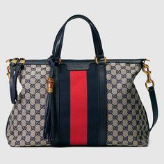 Rania Original GG top handle bag