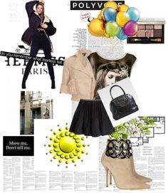 """""""late dinner"""" by debsisko on Polyvore"""