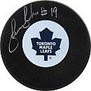 Frozen Pond Toronto Maple Leafs Bruce Boudreau Autographed Puck - Shop.Canada.NHL.com Phil Kessel, Frozen Pond, Toronto Maple Leafs, Juventus Logo, Nhl, Canada, My Love