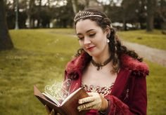 the magic of words by Marianne Gautier on Magic, Crown, Words, Fashion, Makeup, Photography, Jewerly, Moda, Corona