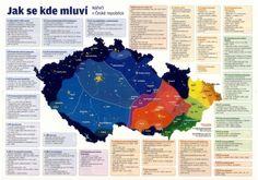 nářečí českých zemí