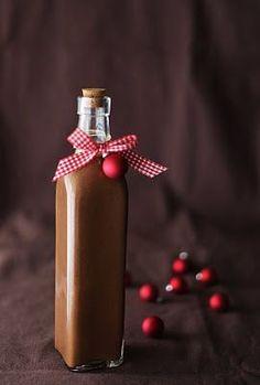 Csibe: Fűszeres csokoládélikőr