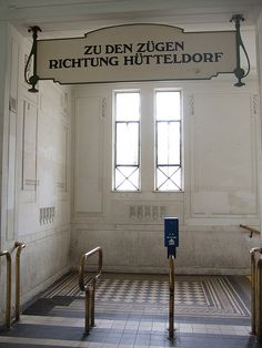 This is a subway station! In Vienna. Vienna Secession, Conservatory, Art Deco Fashion, Flooring, Interior, Empire, Pattern, Detail, Stone