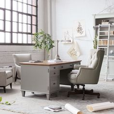 Join the conference call without leaving home. #homeoffice #workspacegoals #workfromhome #desk