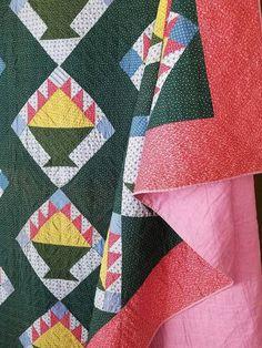 Antique Quilts Quilt Tops