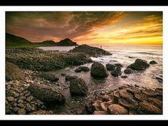 Óriások útja, Észak-Írország