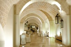 View the full picture gallery of Masseria Ciura Design Reference, Interior Architecture, Restoration, Villa, Gallery, Traditional, Projects, Building, Modern