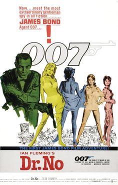 James Bond 1 - Dr. No DVDRip Hindi Download