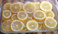 candied myer lemons recipe