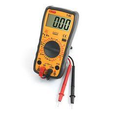 $18.87 (Buy here: https://alitems.com/g/1e8d114494ebda23ff8b16525dc3e8/?i=5&ulp=https%3A%2F%2Fwww.aliexpress.com%2Fitem%2FAC-DC-Volt-Current-Capacitance-Resistance-Digital-Multimeter-T-92-w-Testing-Lead%2F32219910017.html ) AC/DC Volt Current Capacitance Resistance Digital Multimeter T-92 w Testing Lead for just $18.87