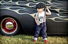 Cool boy!