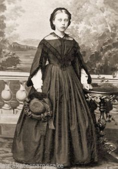 4 Prints Civil War Photos Girls in Lovely Dresses Hats | eBay