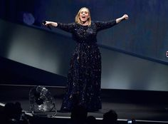 Adele from The Big Picture: Today's Hot Pics  Loud and proud! The songstress…