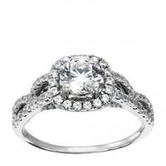 Felicia Engagement Ring - 10k Value Collection