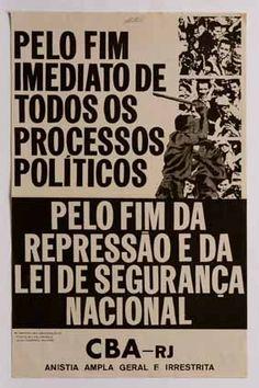 """O Museu do Ingá apresenta a exposição """"Ressonâncias - Rio de Janeiro,1964"""", que lembra os 50 anos do Golpe Militar, em cartaz de 2 de julho a 31 de agosto, com entrada gratuita."""