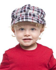 e6a3edc5294 Everett Plaid School Boy Hat