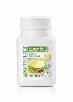 Nutrilite Vitamin D3