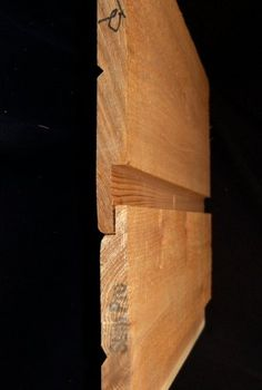 1x10 Western Red Cedar Channel Rustic Log Siding Boards
