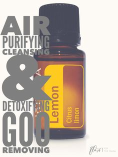 doTERRA Lemon Essential Oil 5ml by FloraForTheFauna