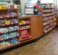Convenience Store Floorplan DOC Pinterest Convenience