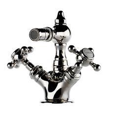 Waterworks Nickel, Polished Bidet Faucet Product Number: 08-17357-93997