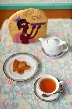 こだわりの一杯が飲める、紅茶好きにはたまらない紅茶専門店。その中でも今回は、おいしい紅茶とともに是非チャレンジしたい、ユニークなパンメニューが楽しめる2軒をご紹介します。